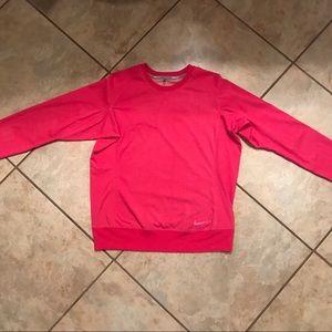 Nike Golf Training Sweatshirt Pullover Dri-Fit NWT